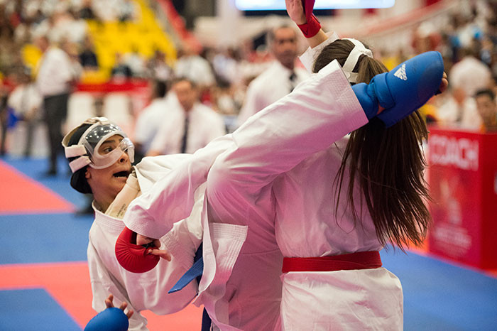 WKF announce streaming details for Cadet, Junior and Under-21 Championships
