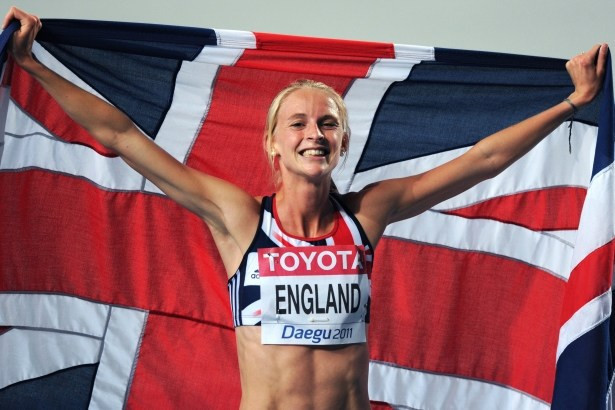 England elected chair of new UK Athletics Athletes' Commission