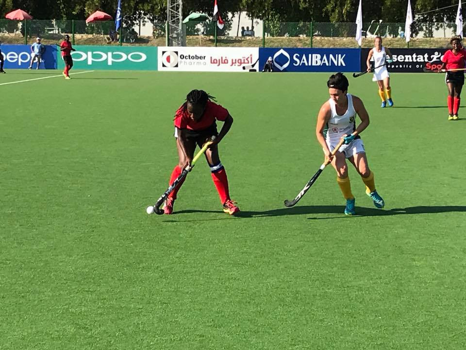 South African men and women begin well at Africa Cup of Nations