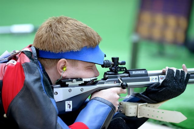 Olympic champion shocked by Russian at ISSF World Cup