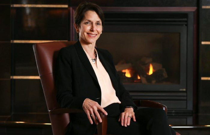 Airline boss Hrdlicka becomes first female President of Tennis Australia