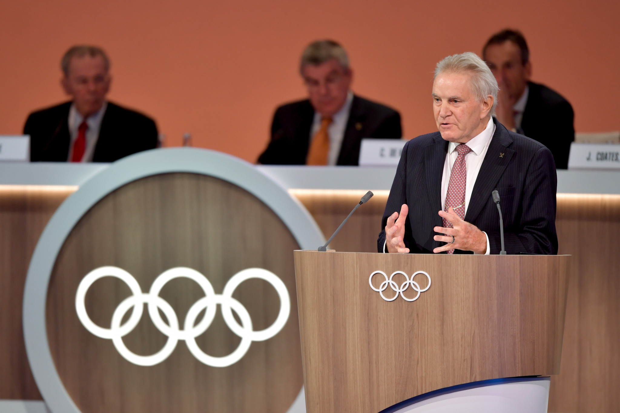 IOC Executive Board member Denis Oswald recently revealed his Commission is aiming to complete crucial athlete hearings by the end of next month ©Getty Images