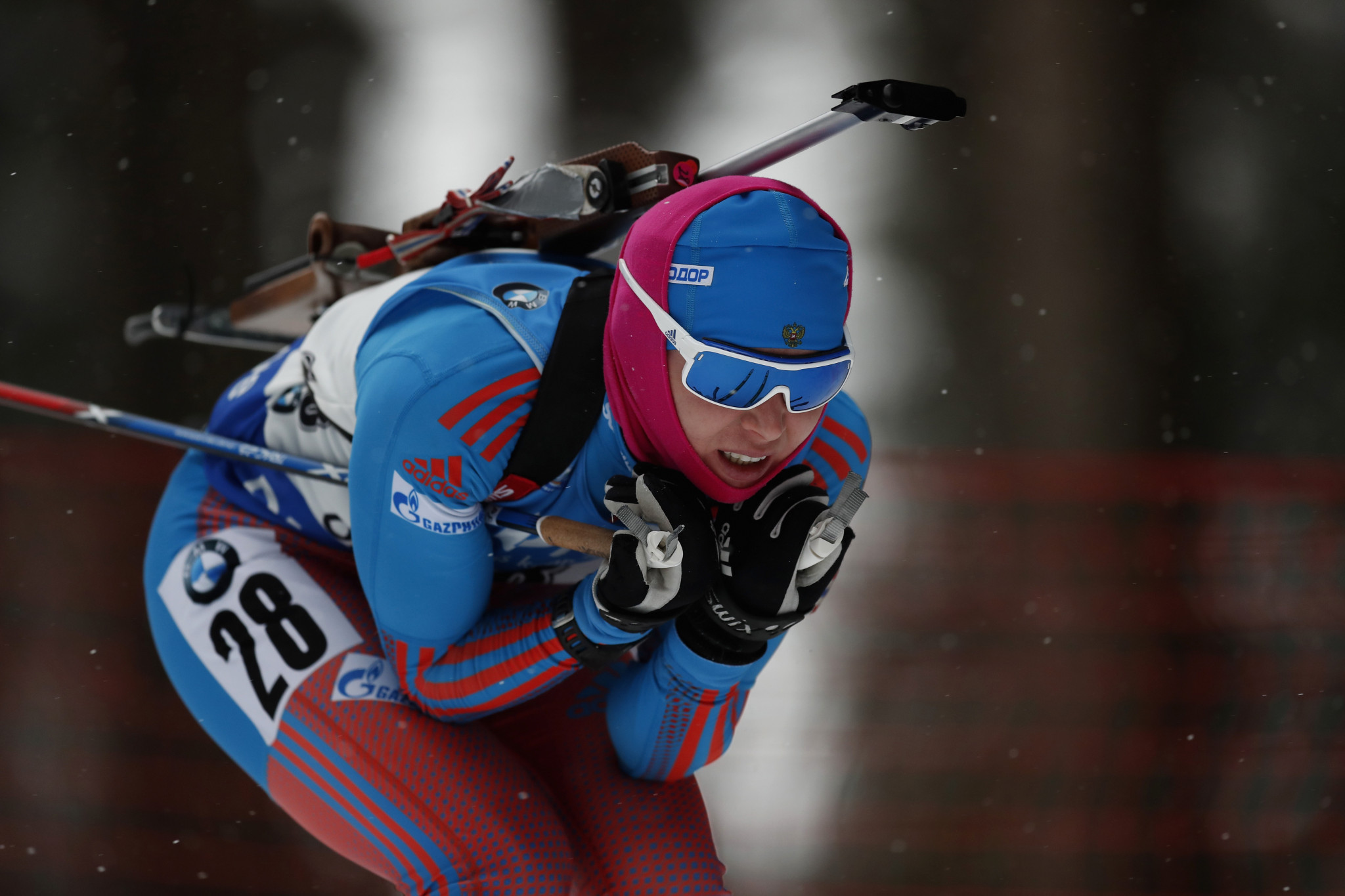 The IBU confirmed its case against Ekaterina Glazyrina was heard by the Oswald Commission ©Getty Images