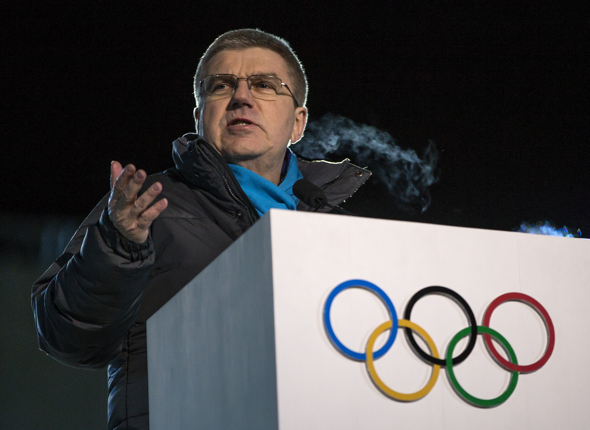Thomas Bach has been President of the IOC since September 2013 after previously serving as vice-president ©Getty Images