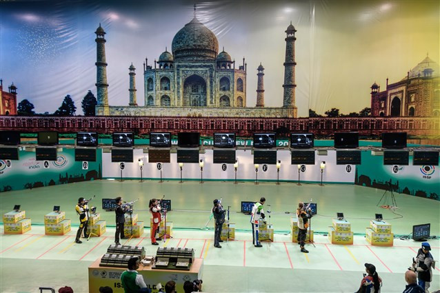 Shooting season to conclude at ISSF World Cup Final in New Delhi