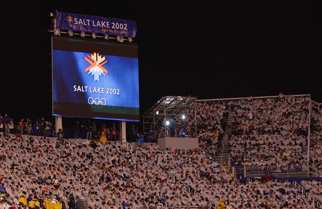 Salt Lake City, host in 2002, is considering a bid for either the 2026 or 2030 Winter Olympics ©Getty Images