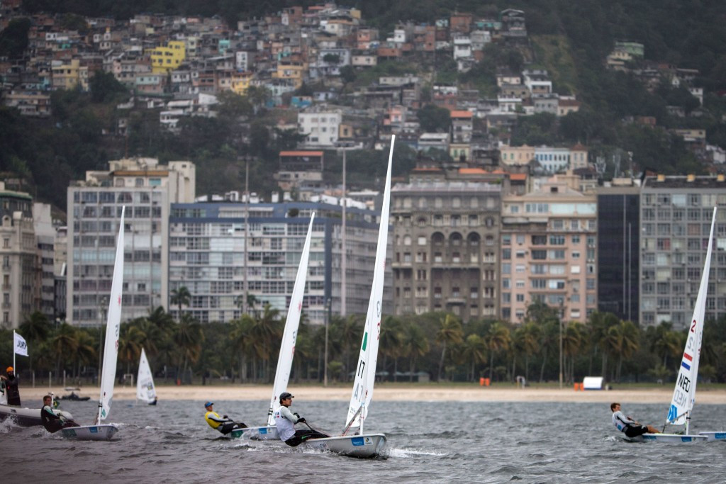 Second Rio 2016 sailing test event to begin under cloud of Guanabara Bay pollution concerns