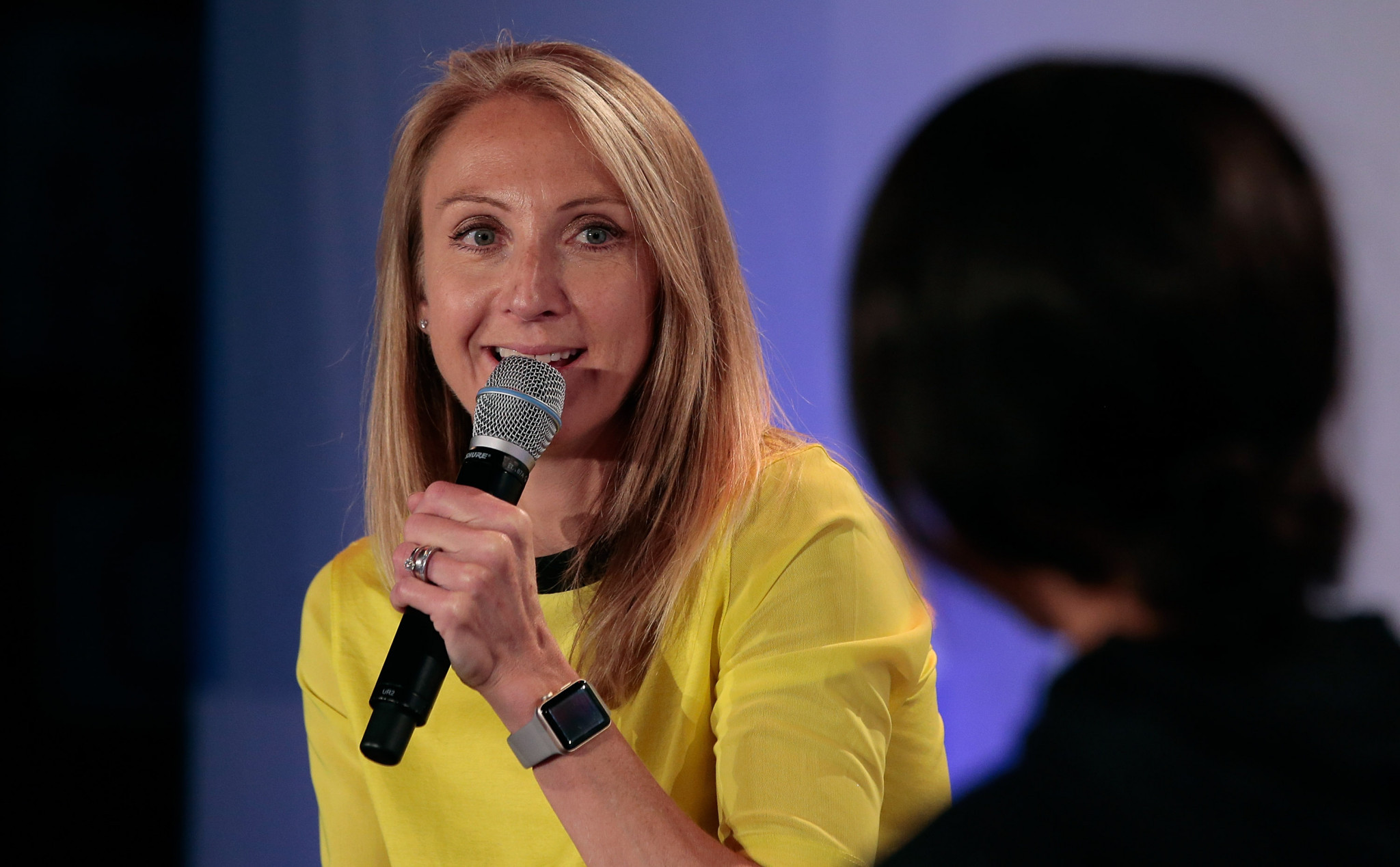 Paula Radcliffe has criticised the IOC for their response to the Russian doping scandal ©Getty Images