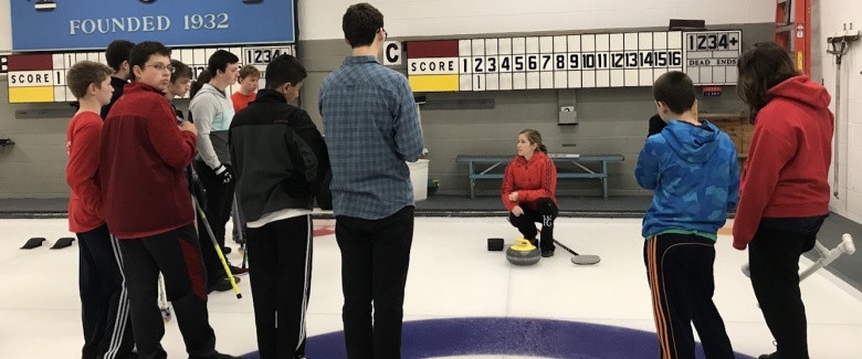 Curling's Olympic Celebration Tour makes stop in New York