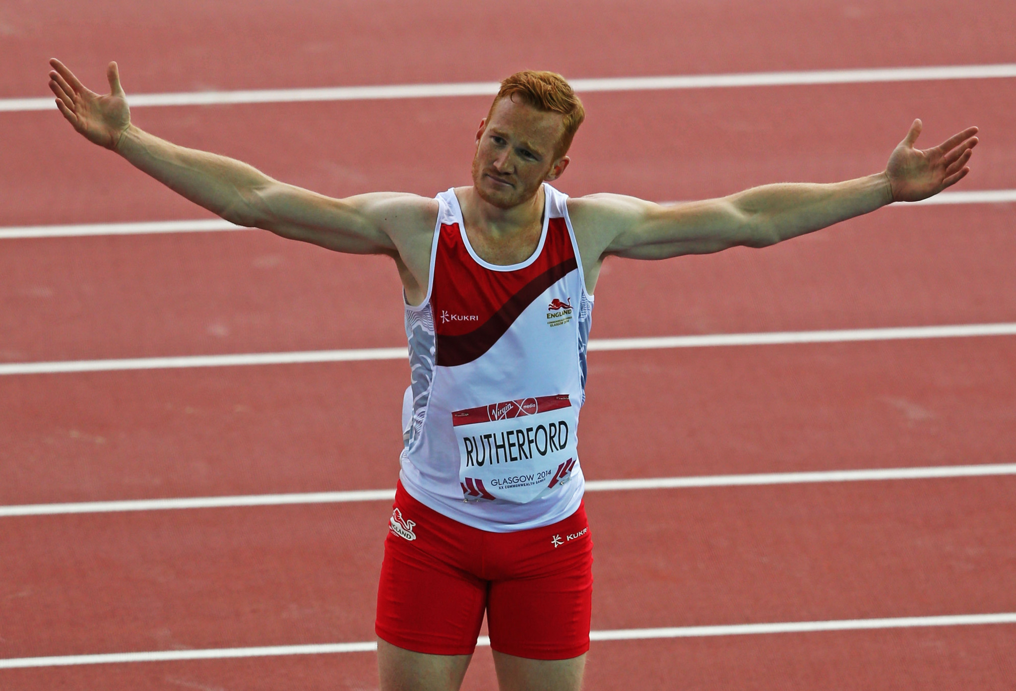 Rutherford leads 75-strong England athletics team for Gold Coast 2018