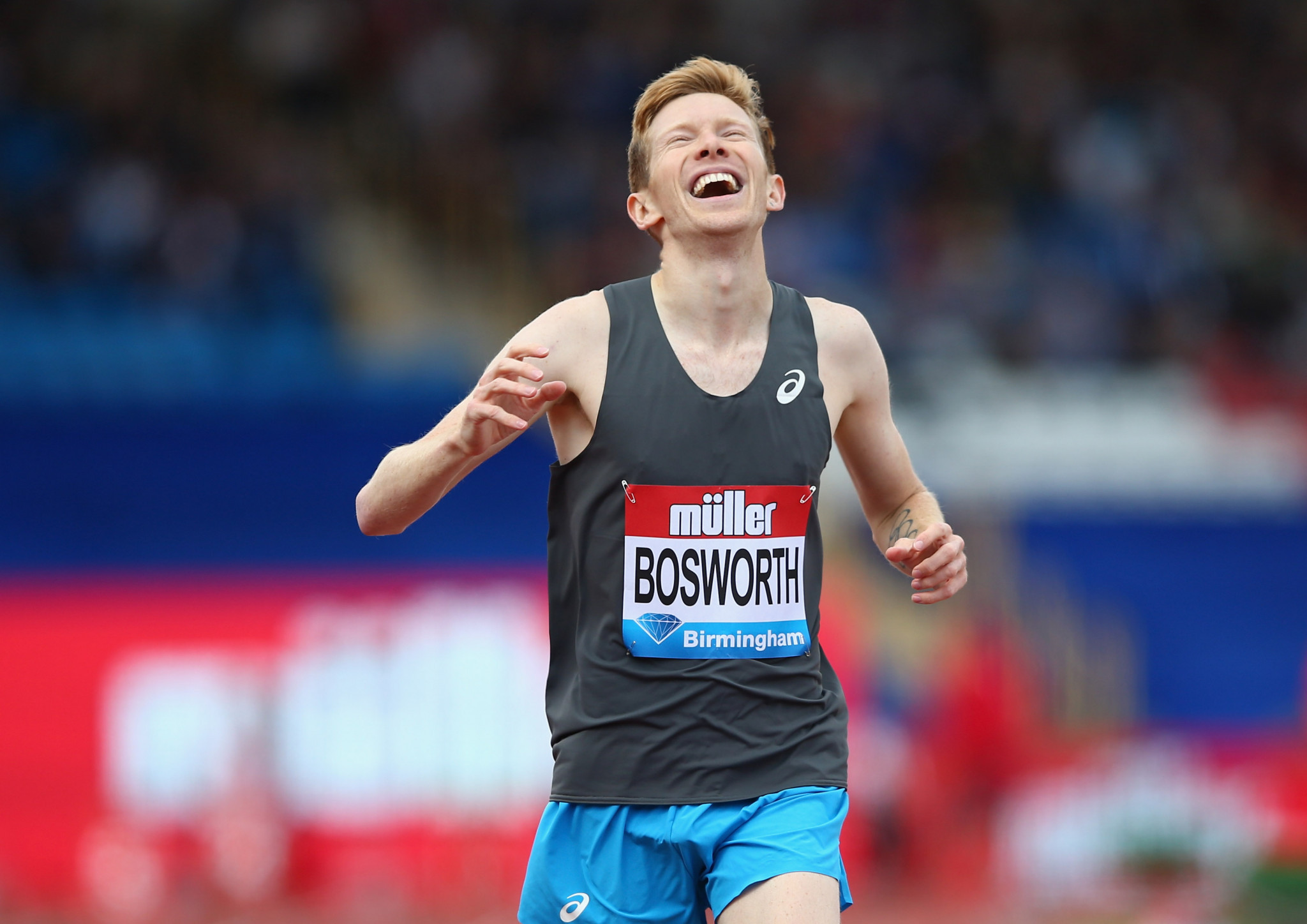British rising star Bosworth believes race-walking must embrace relay and track events