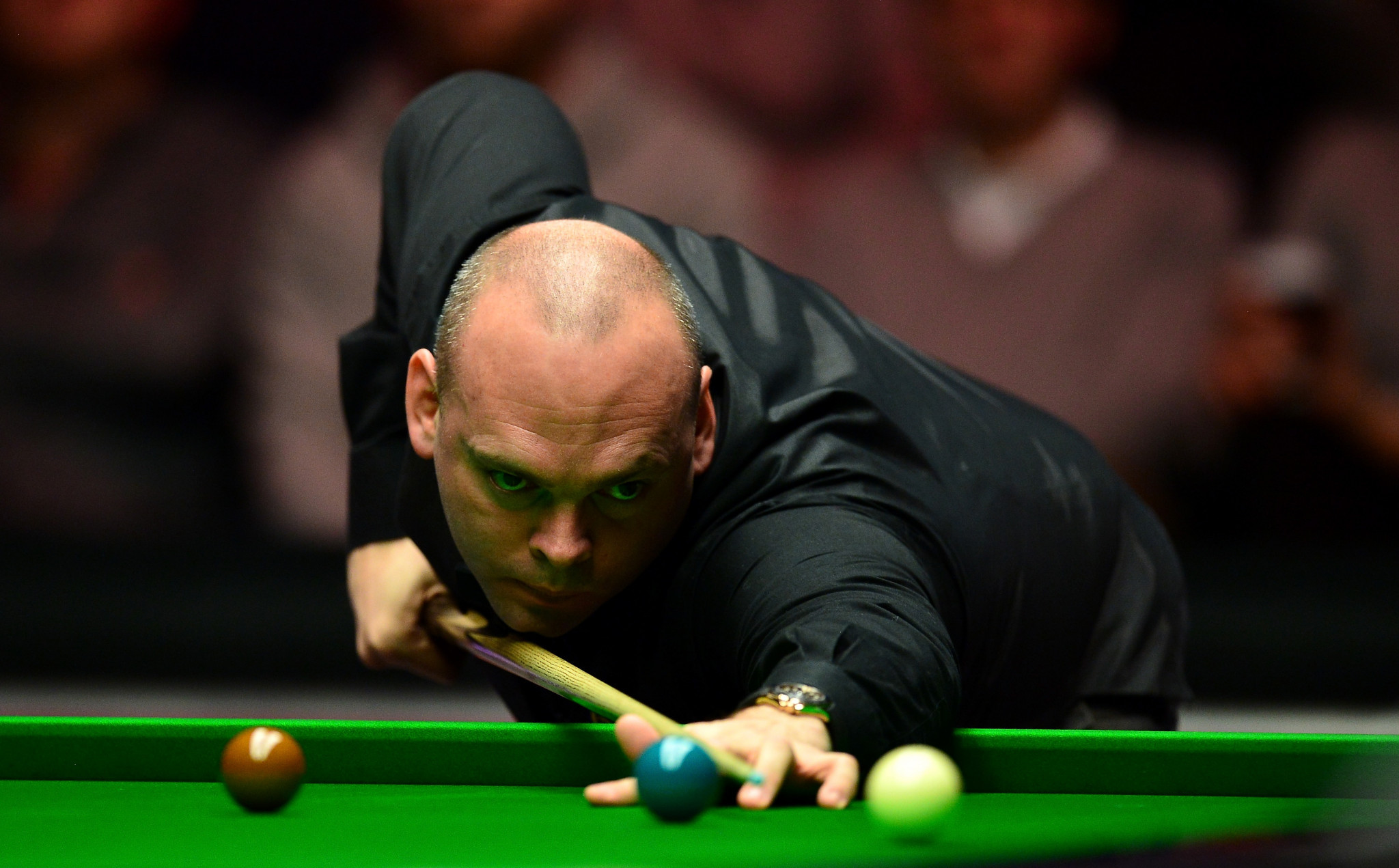 Former world snooker champion Bingham given six-month ban for gambling