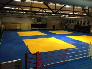 The AIS Combat Centre in Canberra will play host to the 2016 Oceania Judo Championships ©OJU