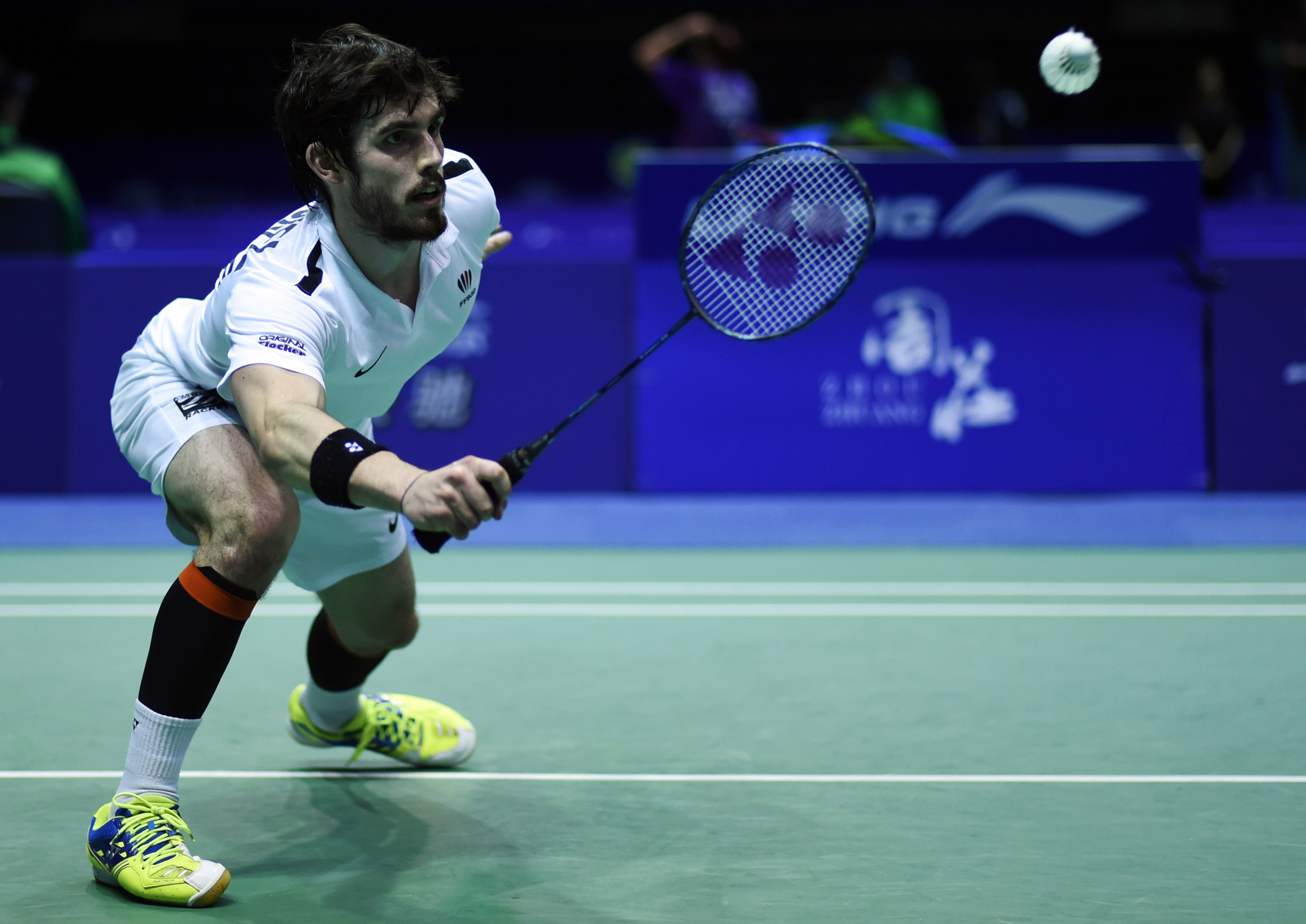 Home pair come through men's singles qualifying at BWF French Open