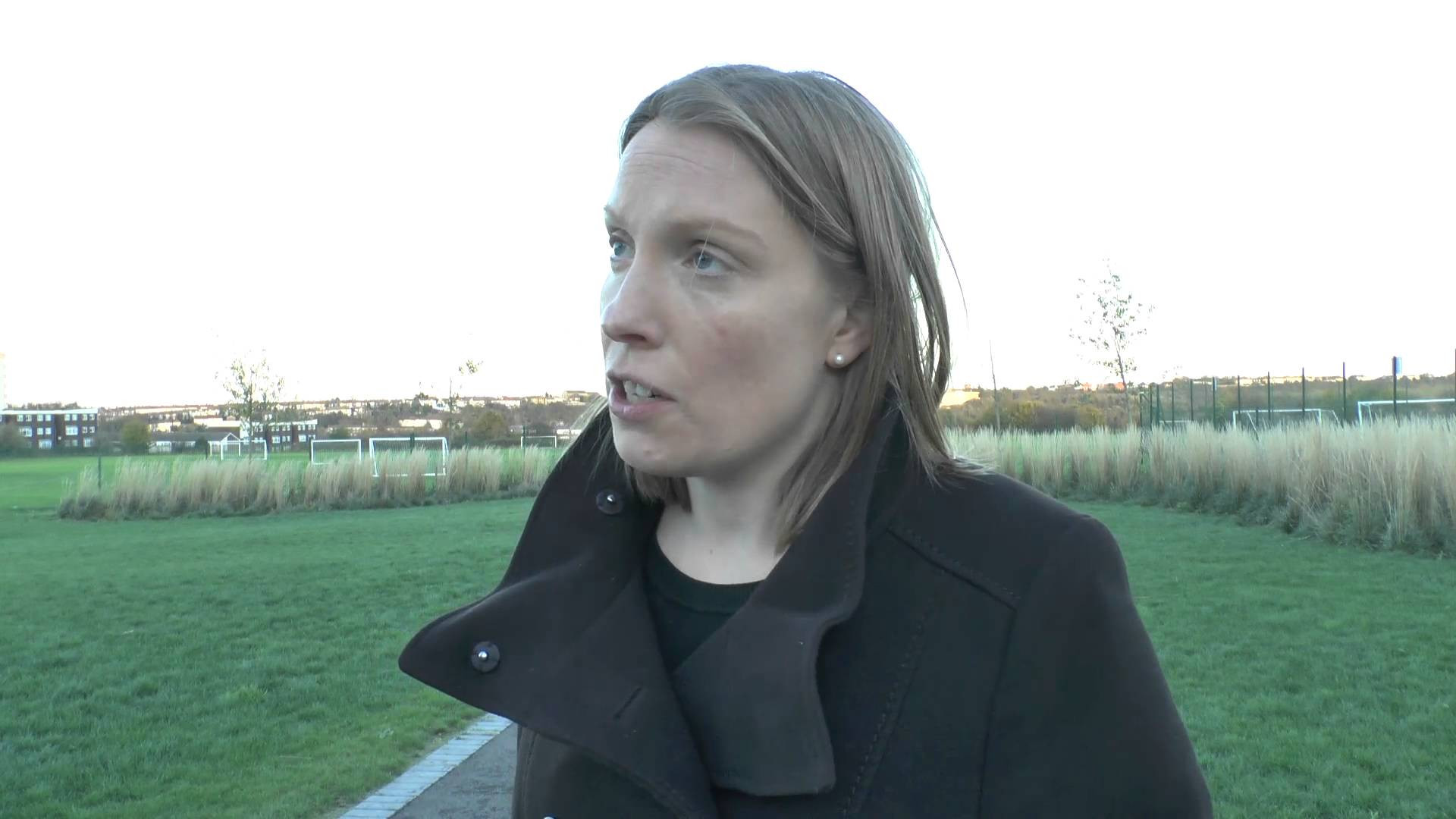 Britain's Sports Minister Tracey Crouch has promised the country will continue to take a strong line on doping but will not criminalise it following a review she had commissioned ©YouTube