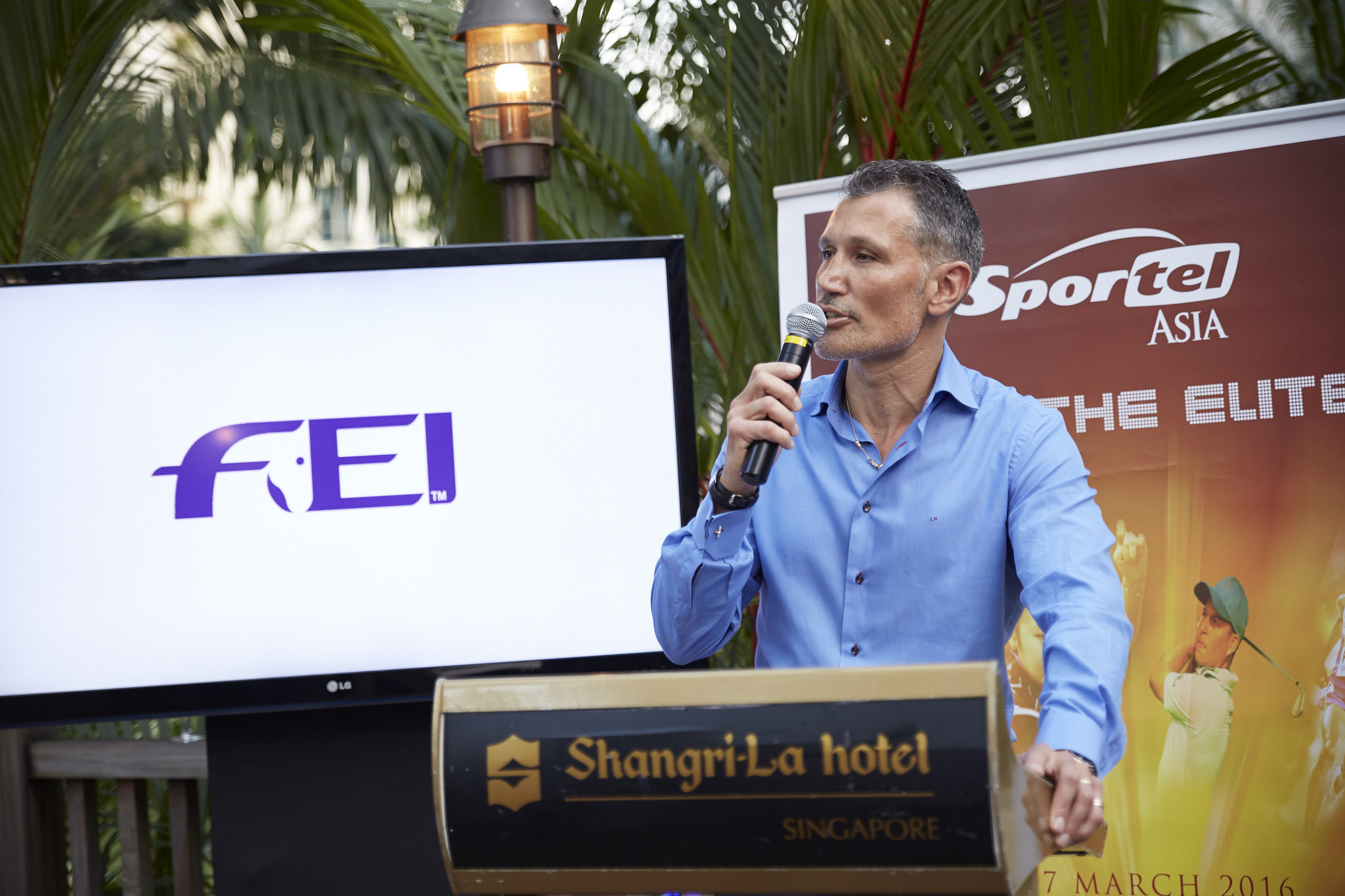 SPORTEL chief executive Laurent Puons said they are considering holding three editions in Asia through to 2020 ©SPORTEL