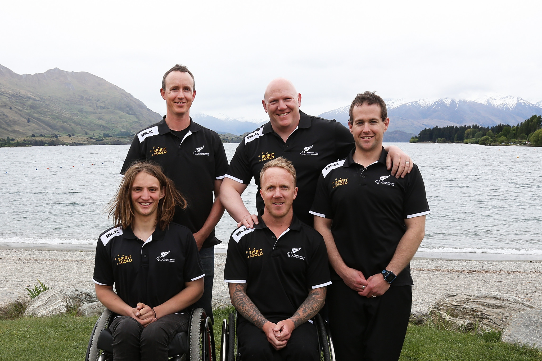 Paralympics New Zealand names first four athletes to compete at Pyeongchang 2018