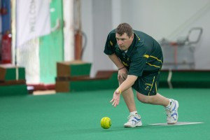 Australia claimed CPISRA World Games pairs bowls gold thanks to ©CPISRA