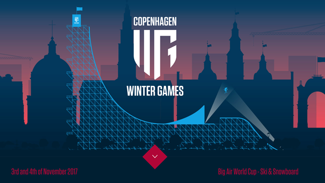 The Copenhagen Winter Games have been cancelled due to a lack of ticket sales ©CWG