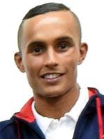 Riad Guerfi will serve a four-year ban for doping ©FFA
