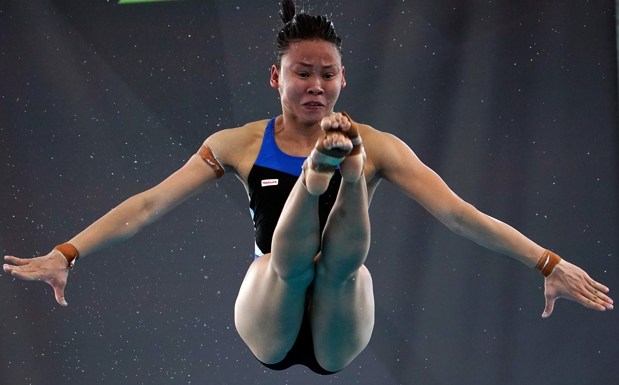 Rinong aims to deliver home success at FINA Diving Grand Prix