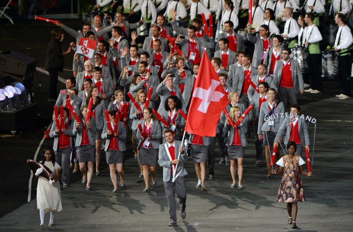 Switzerland reveal selection policy for Rio 2016