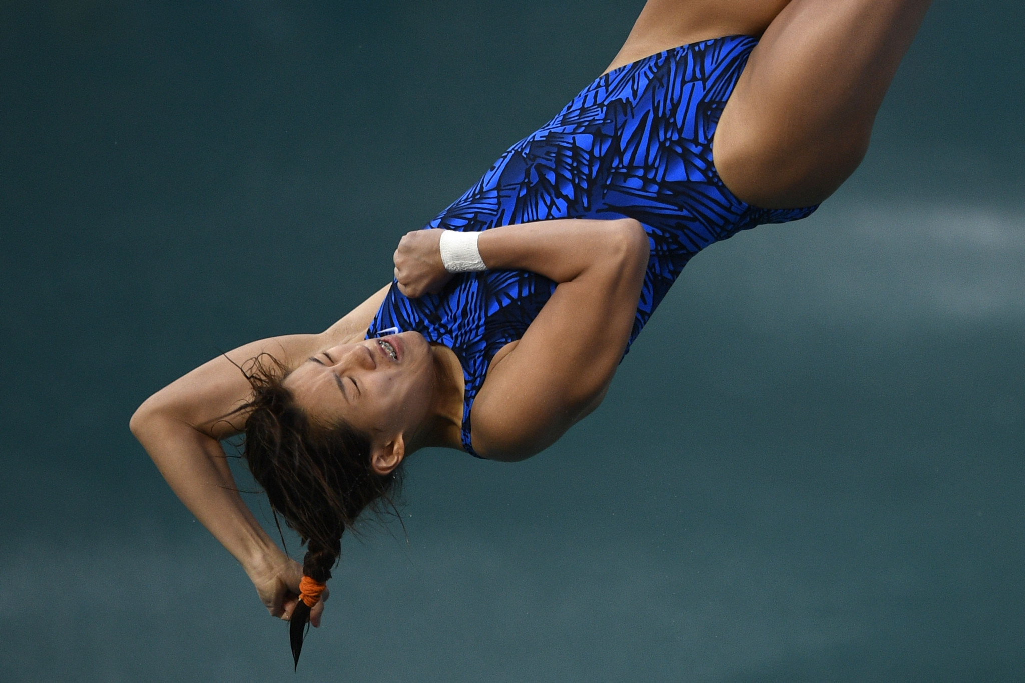 Wendy Ng Yan Yee is a double Olympian ©Getty Images