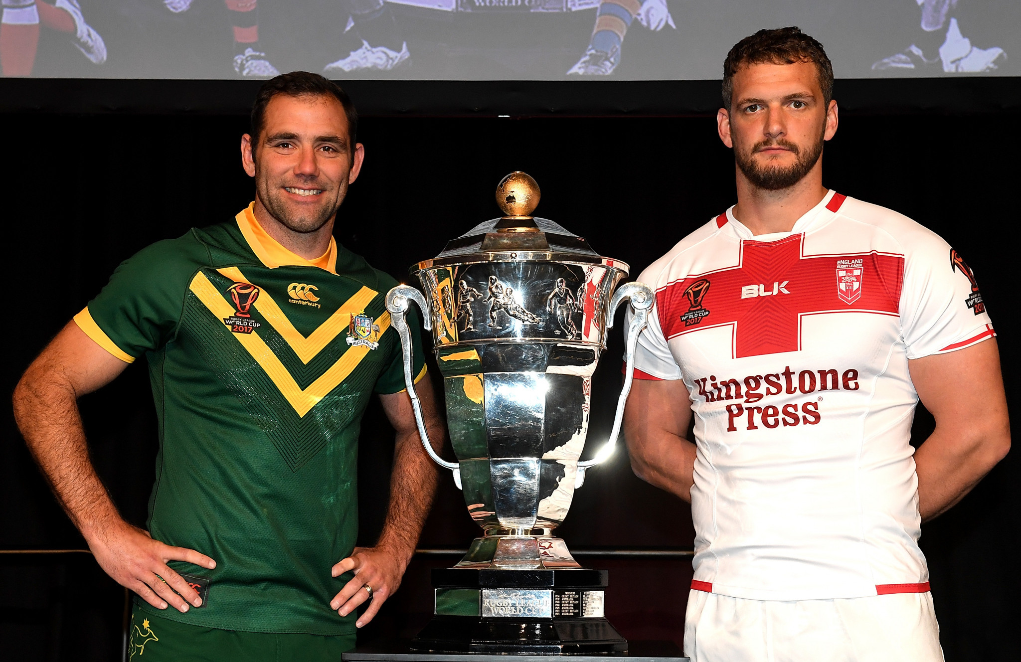 Australia aiming to continue Rugby League World Cup dominance