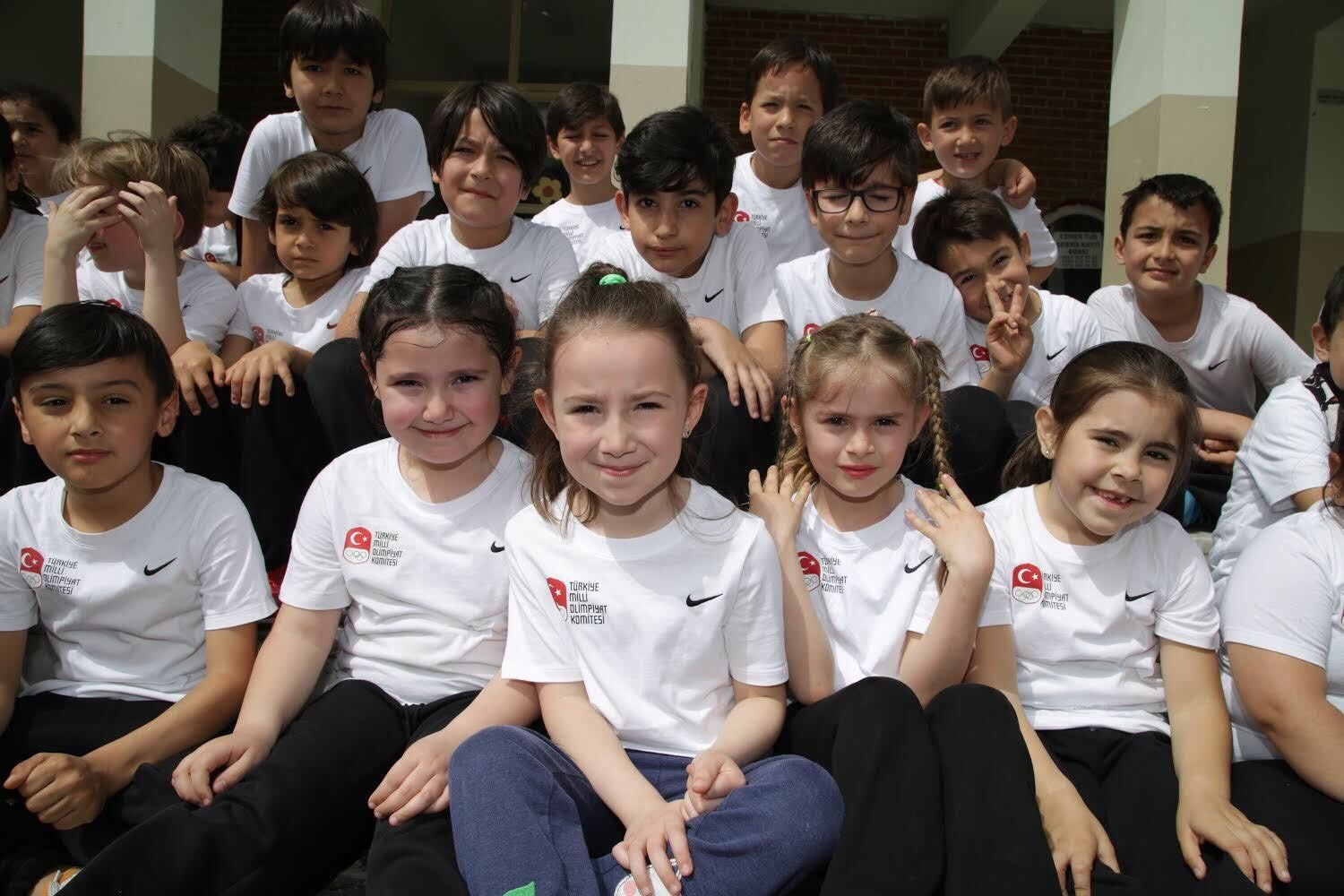 Turkish Olympic Committee launch Active Kids project for 2017-2018