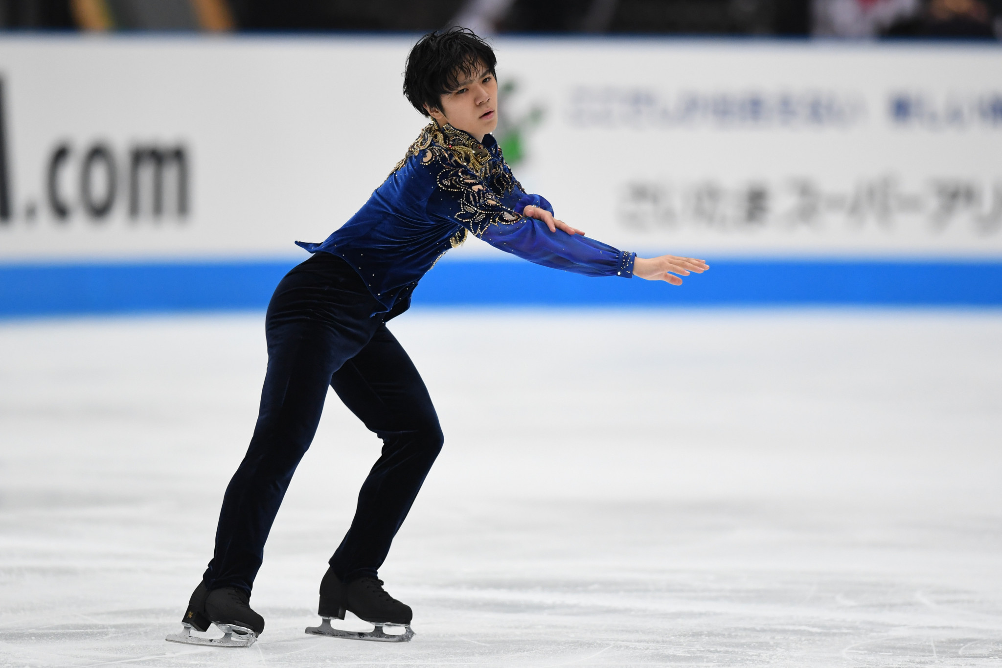 World silver medallist Shoma Uno is also set to compete at Skate Canada International ©Getty Images