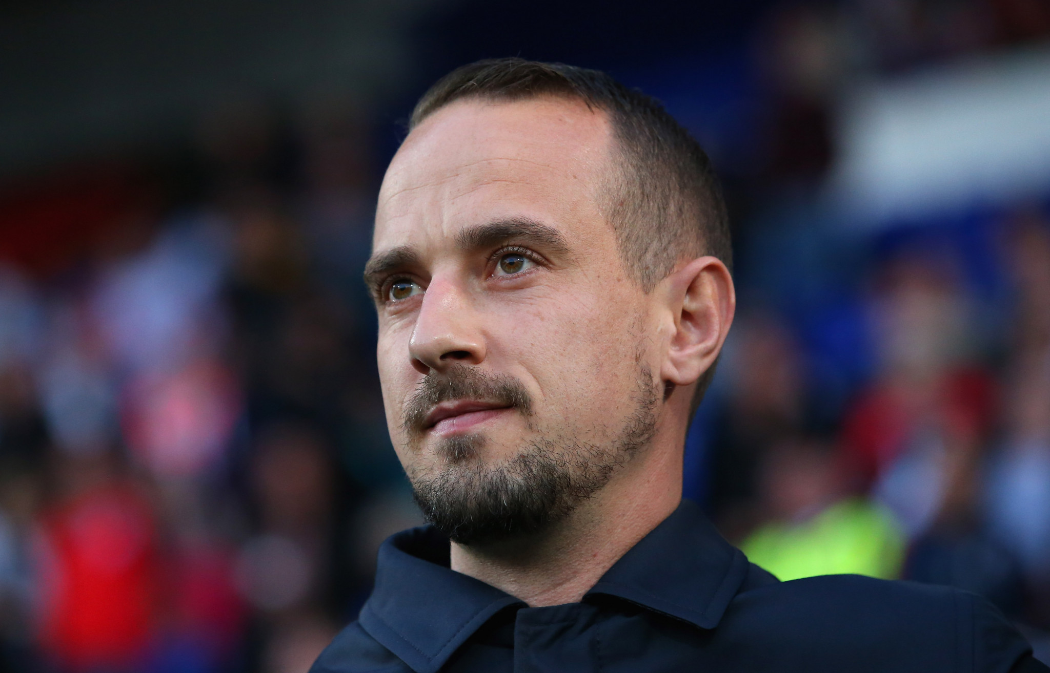 Greg Clarke's comments came after the scandal involving former women's manager Mark Sampson ©Getty Images