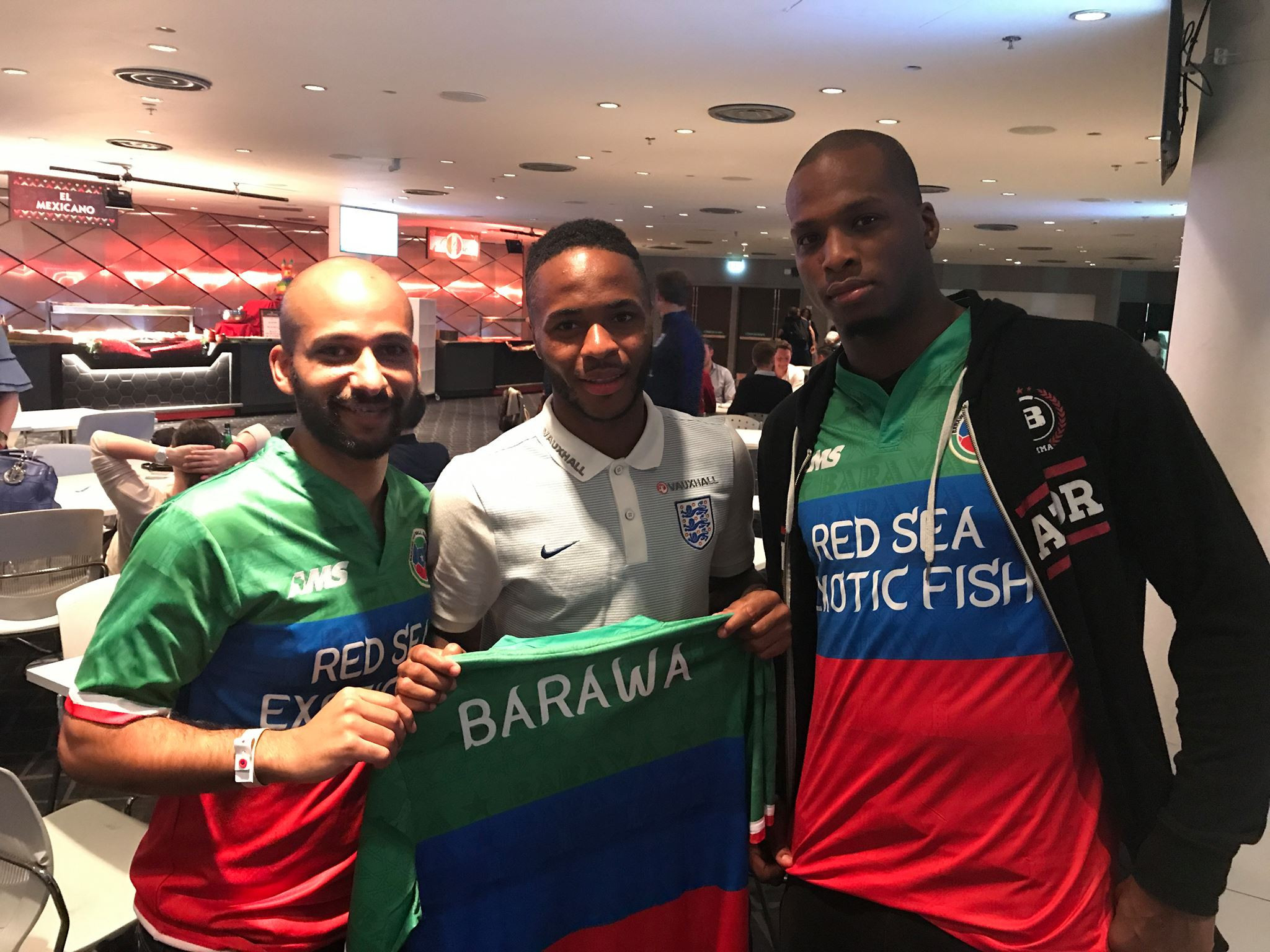 The 2018 World Football Cup will be hosted in London by members of the Barawa Football Association, who are exiles from the Somali region and are seeking to raise awareness of the problems of their native area  ©Barawa Football Association/Facebook