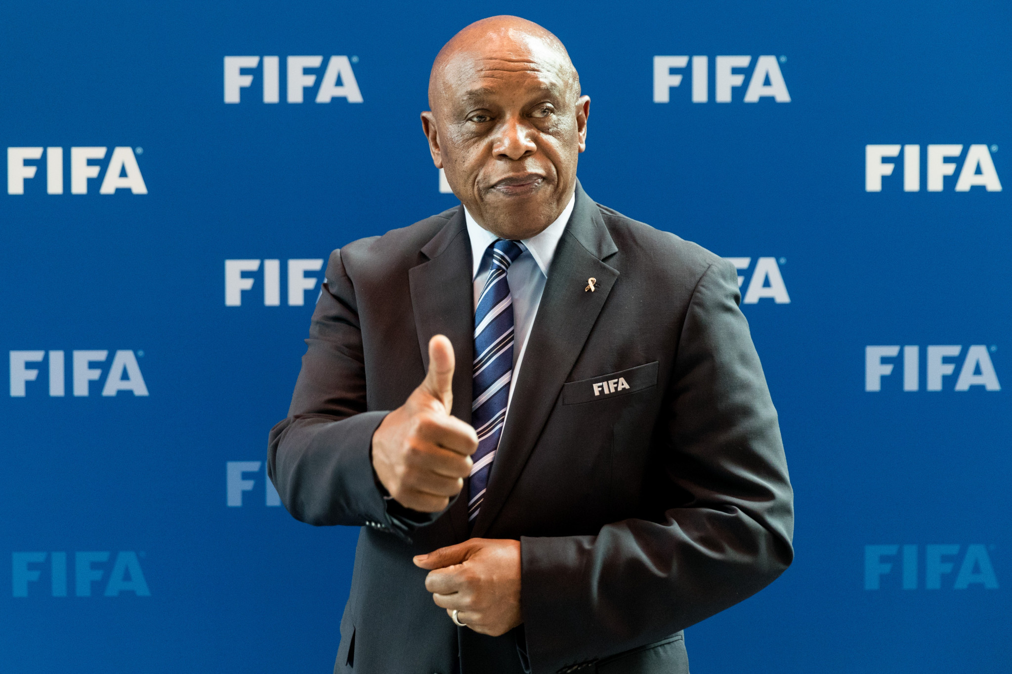 Tokyo Sexwale chaired the panel mandated with solving the issue ©Getty Images