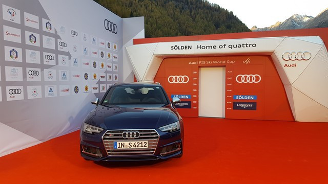 Audi extend title sponsorship of FIS Ski World Cup until 2022