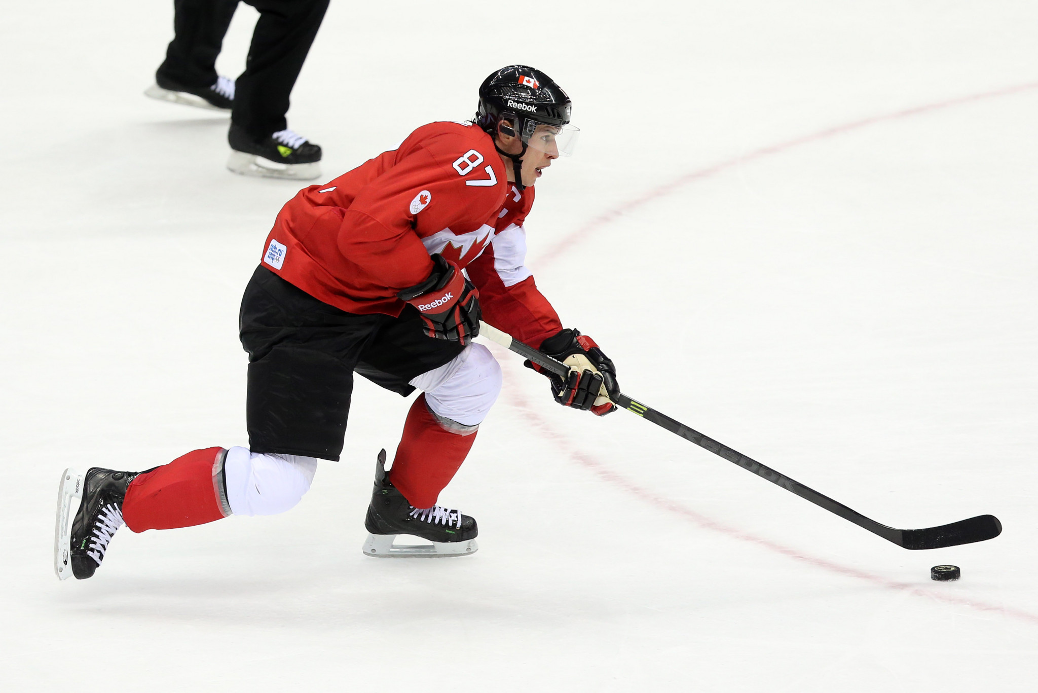 Canada have won gold in men's ice hockey at the last two Winter Olympics ©Getty Images