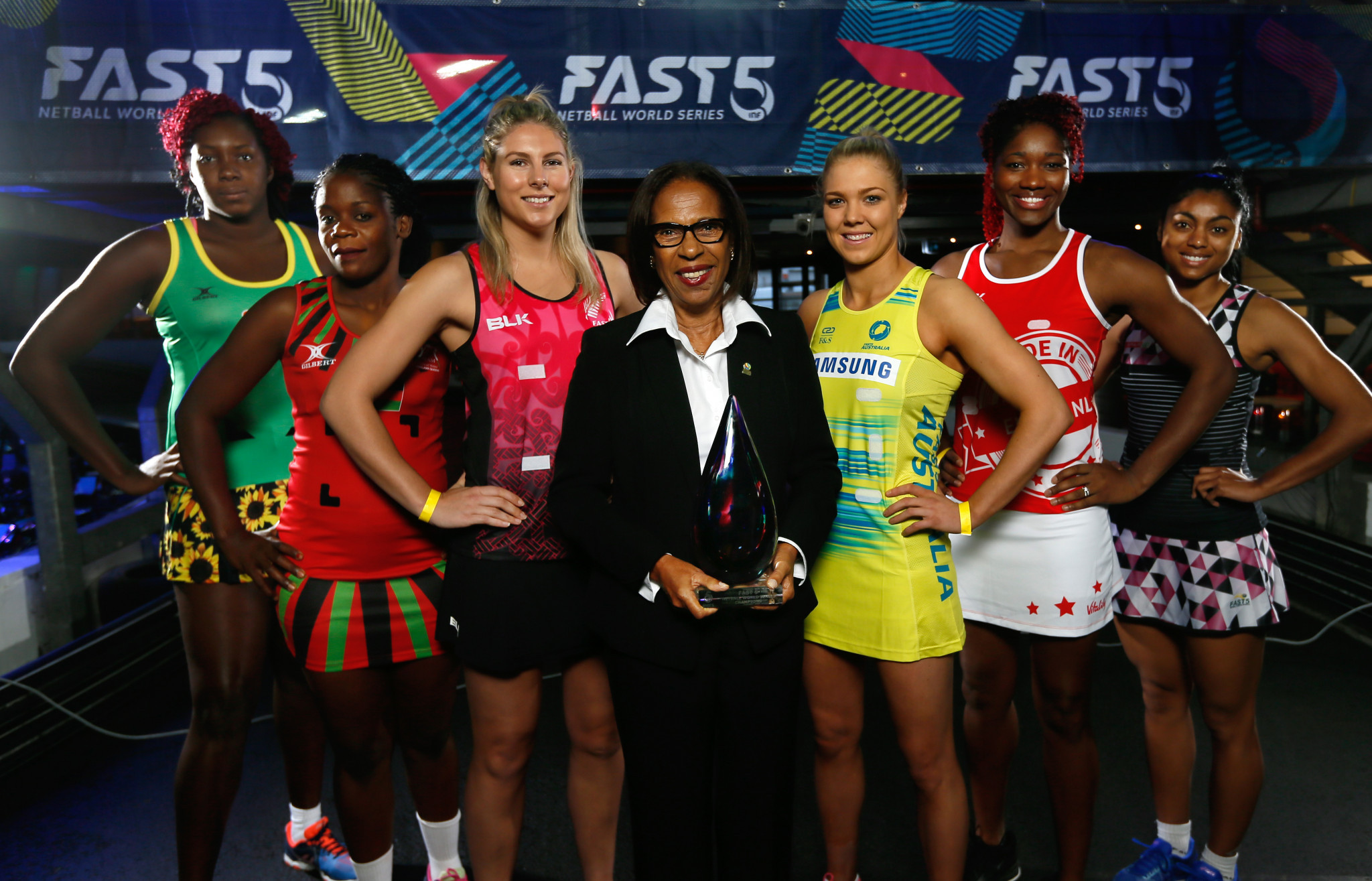 New Zealand chase fifth successive Fast5 Netball World Series win