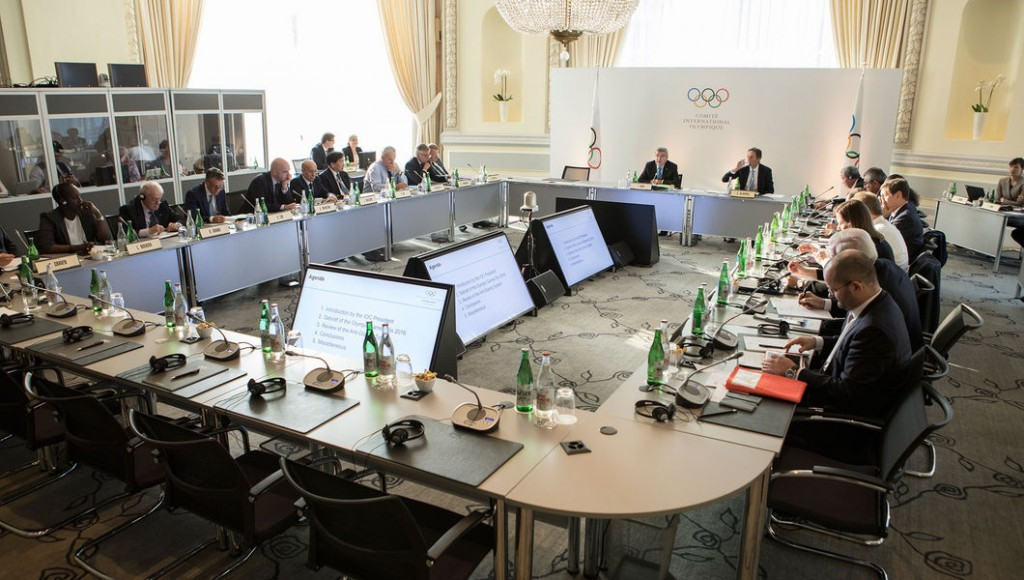 The Olympic Summit is due to meet in Lausanne tomorrow ©IOC