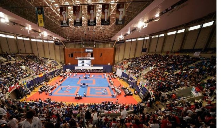 Egypt claimed three of the nine junior kumite gold medals available on day three of the WKF Cadet, Junior and Under-21 Championships in Tenerife ©WKF