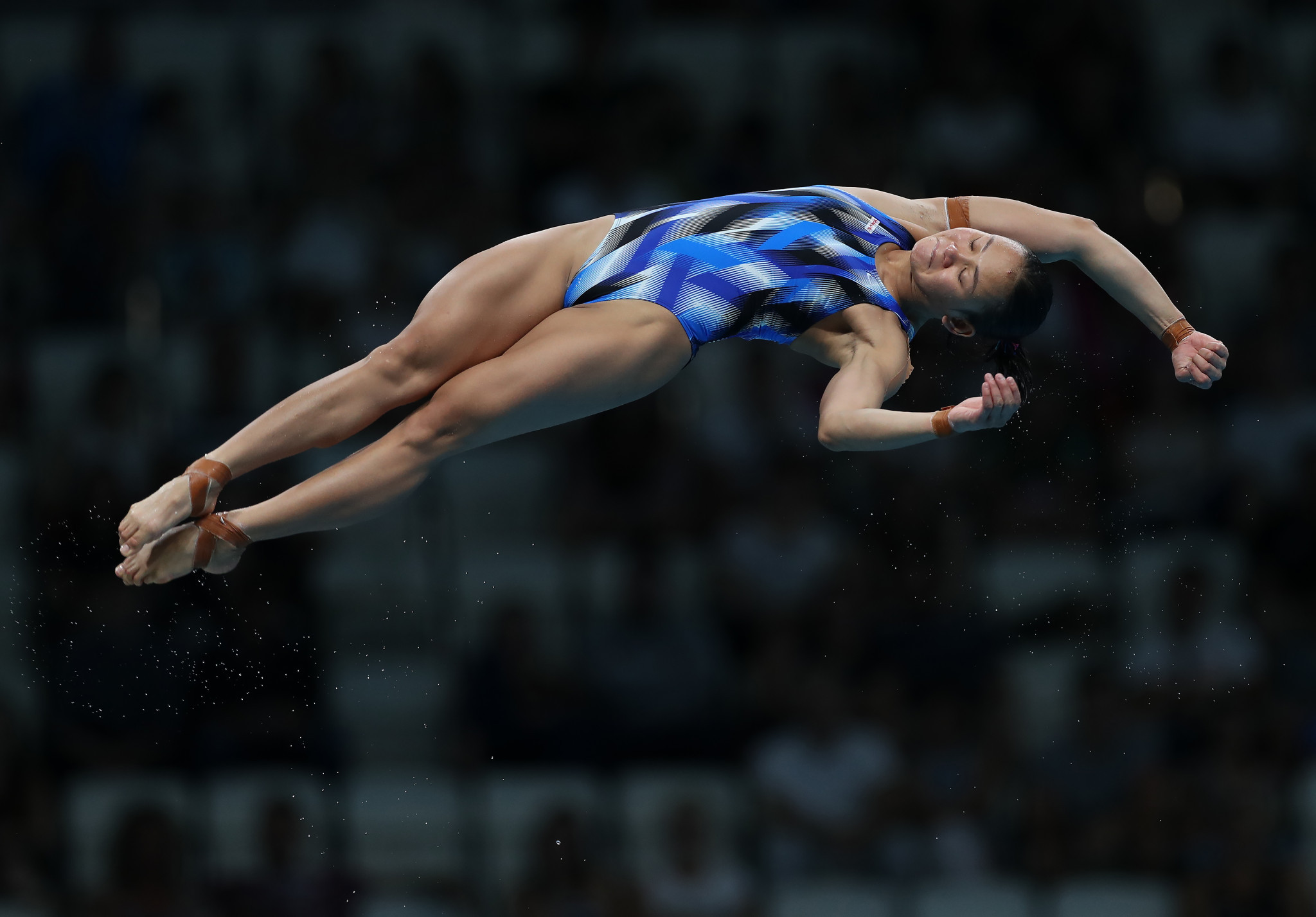Home favourite denied victory by Chinese youngster at FINA Diving Grand Prix in Kuala Lumpur