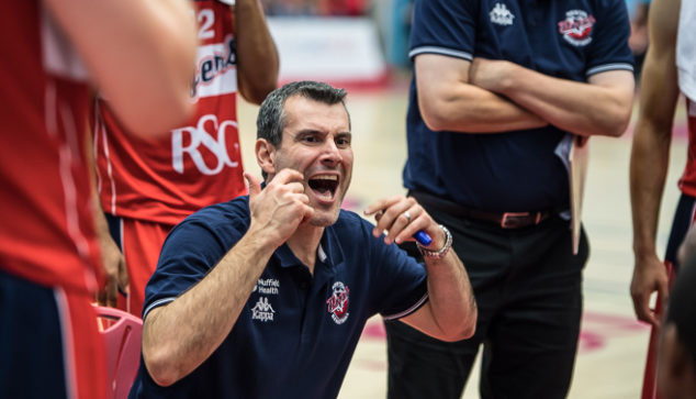 Kapoulas named head coach of England's men's basketball team for Gold Coast 2018