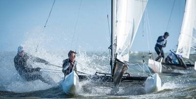Switzerland and Tunisia first two nations qualified for Nacra 15 event at Buenos Aires 2018