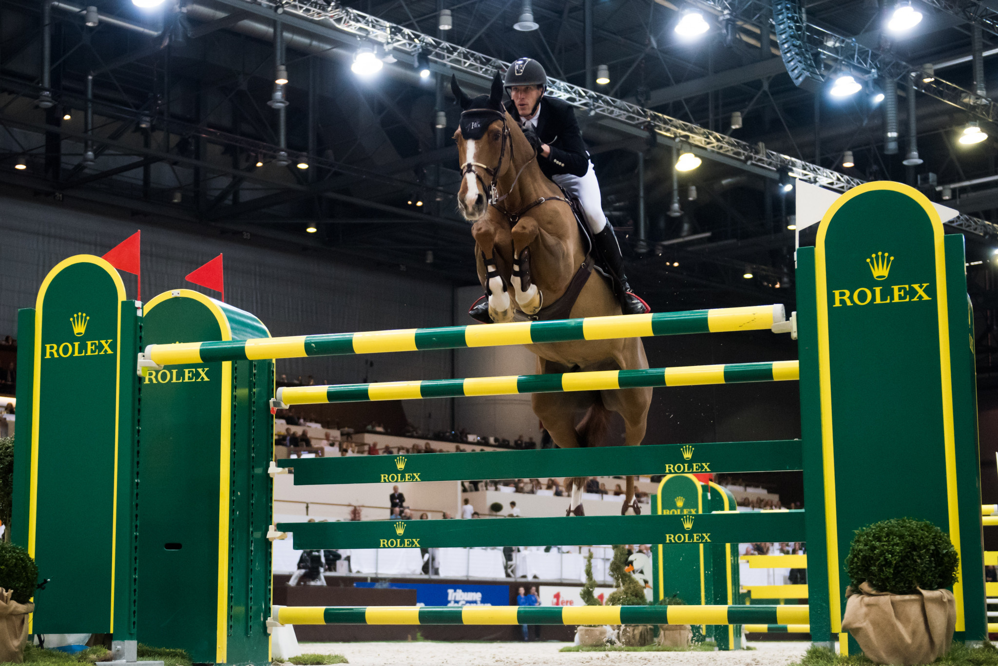 Staut looking to extend rankings lead at latest stage of FEI World Cup Jumping Western European League