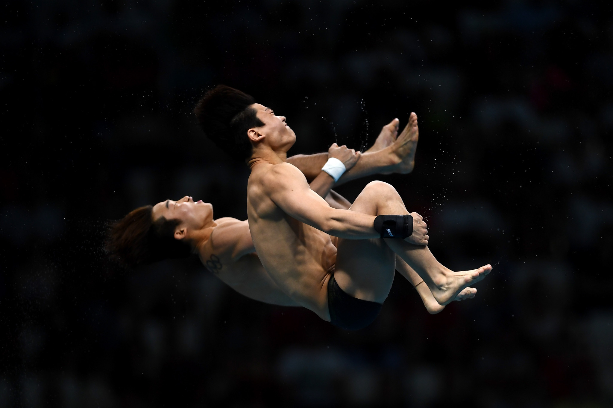 South Korea pair clinch double gold at FINA Diving Grand Prix in Kuala Lumpur