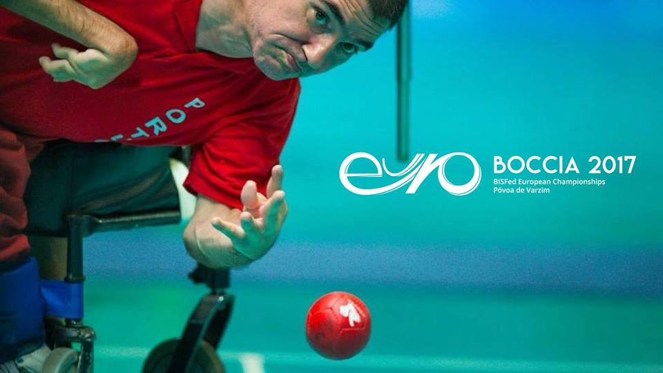Slovakia take charge of BC4 pairs pool on day one of European Boccia Championships