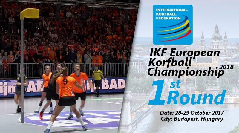 Hosts Hungary win pool at first round of European Korfball Championships
