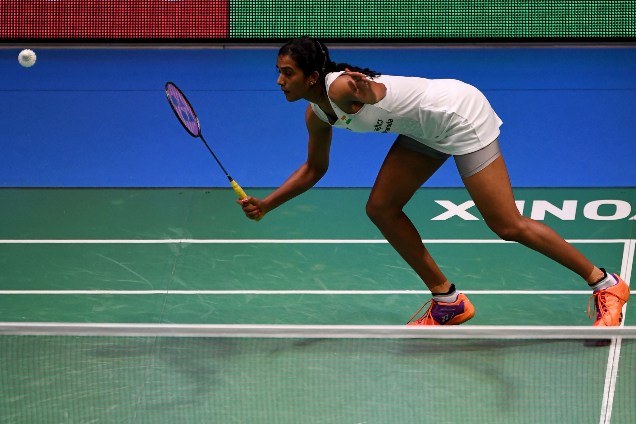 Second seed Sindhu suffers semi final defeat at BWF French Open