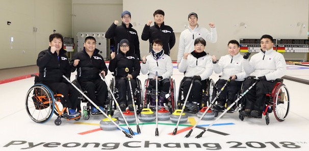 South Korea will be hoping that their wheelchair curling team can help them win their first gold medal in the Winter Paralympic Games at Pyeongchang 2018 ©KOSAD