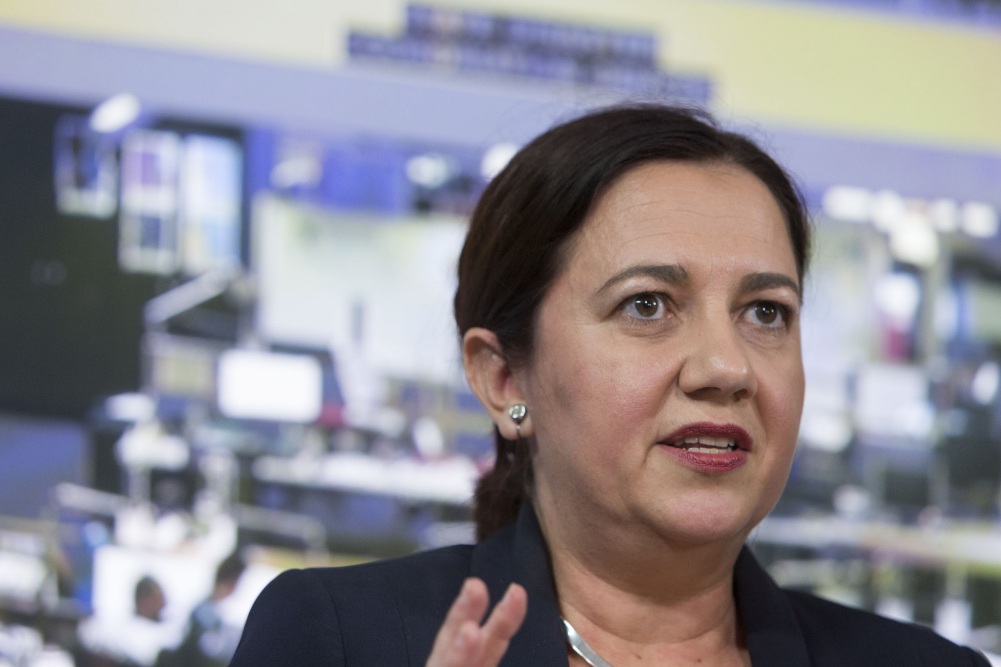Queensland Premier claims ensuring 2018 Commonwealth Games a success part of reason for calling snap election