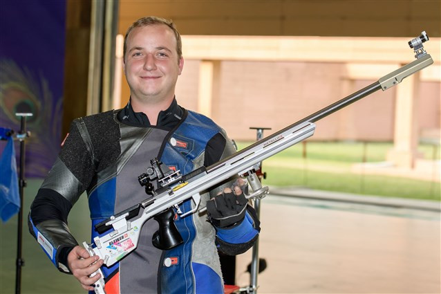 Raynaud wins battle of the youngsters to claim ISSF World Cup Final victory
