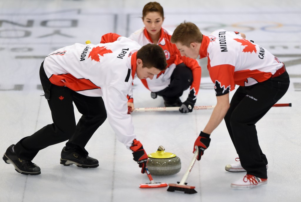 Swan River will see some of Canada's best curling teams in action from November 12 to 18 ©Getty Images